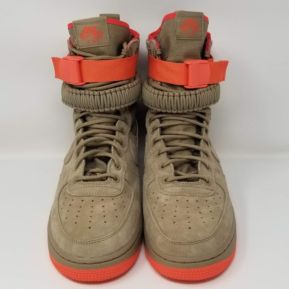 nike air force 1 military boots